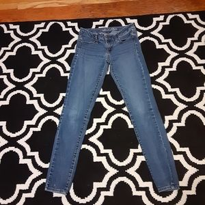 American Eagle jeggings size 4